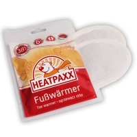 Fußwärmer-Set Heatpaxx - ca. 6 Std. warme Zehen