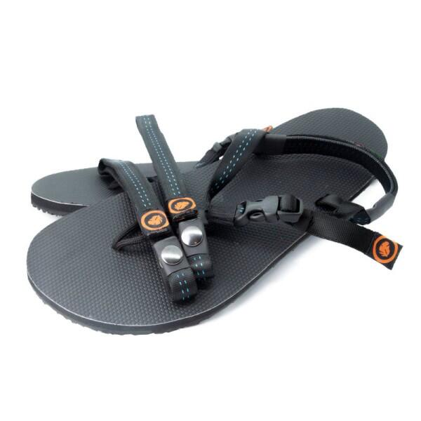 aborigen Sandals - Huarache Atlas medium - griffiges Profil