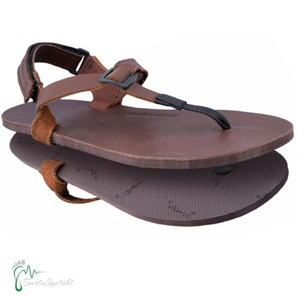 Shamma Sandals - Super Browns -  Huarache Sandalen