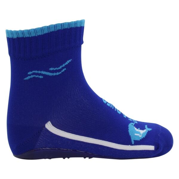 Farbton  Kinder Wattsocken Beachies - blau-Define